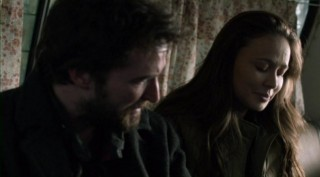 Falling Skies S2x08 - The pipe dream fades as Tom bearksdown with Anne