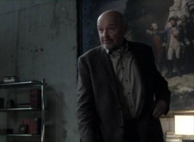 Falling Skies S2x10 - Terry O'Quinn as Doctor Arthur Manchester