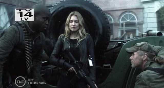 Falling Skies S3X06 Anthony Reports to Weaver