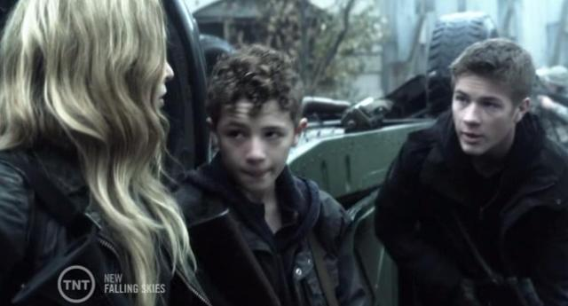 Falling Skies S3X06 Off to end the war