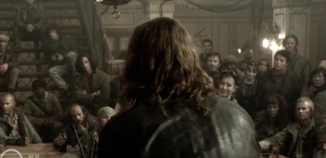 Falling Skies S3x07 Pope and the strike
