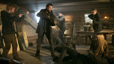 Falling Skies S3x07 - The Masons are weaponized