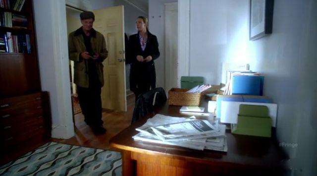 Fringe S4x04  Subject 9 - Inside Cameron's apartment