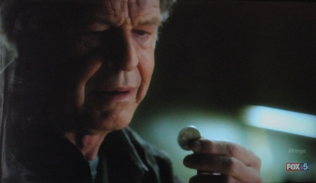 Fringe S4x05 - Walter with coin