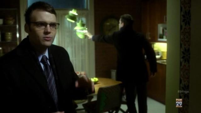 Fringe S4x14 - Seth Gabel as Agent Lincoln Lee