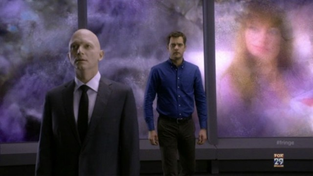 "Fringe S4x15 ""The End Of All Things"" - September with Peter Bishop"