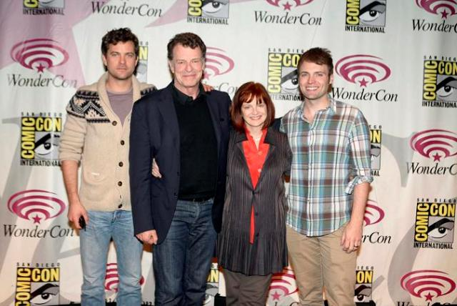 Fringe: A Short Story About Love is Where You Belong or is it The End of Eternity After WonderCon?