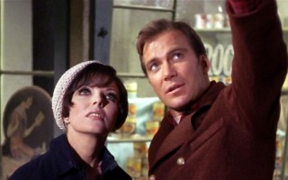 City On The Edge of Forever - Captain Kirk and Edith Keeler