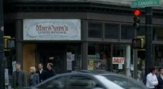Fringe S4x16-Markham's bookstore