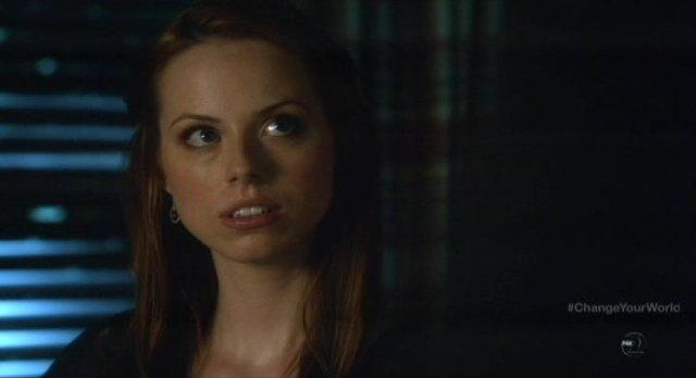 Fringe S4x16 - Emily Jackson as Melinda Bowman