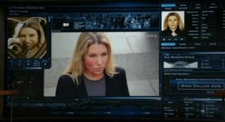 Fringe S4x17 - Alt-Astrid finds the facial recognition match