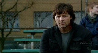 Fringe S4x17 - Canaan watches his son play soccer
