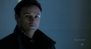 Fringe S4x17 - Kirby Morrow the sniper becomes Canaan
