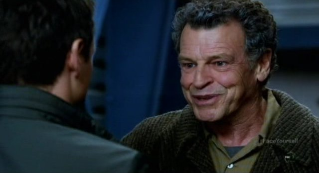 Fringe S4x17 - Walter cannot wait to study the Shape Shifter