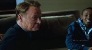 Fringe S4x18 - Curtis Harris as  Broyles son Chris with David Robert Jones