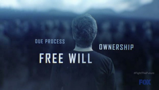 Fringe S4x19 - Opening Titles 2 - Man from Behind looks like Peter Bishop
