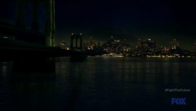 """Fringe S4x19 - Heading away from """"The City"""""""