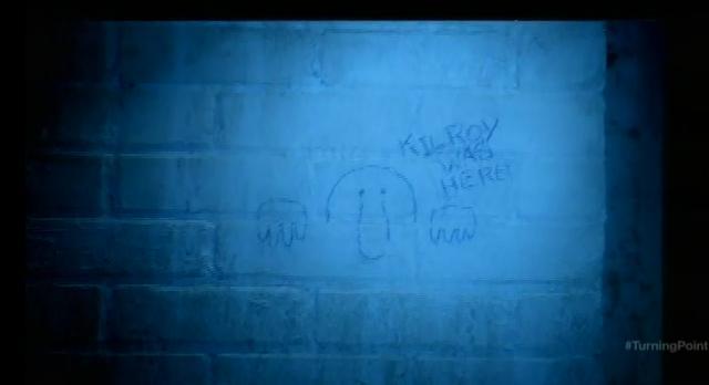 Fringe S5x04-Kilroy was Here