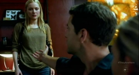 Fringe S5x01-Come and meet your mom