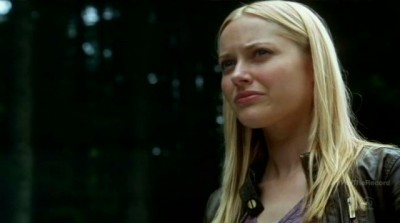 Fringe S5x03 - Australian actress Georgina Haig is an excellent addition to the cast as Henrietta Bishop