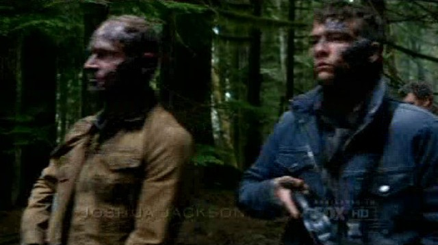 Fringe S5x03 - Captured by the Bark People