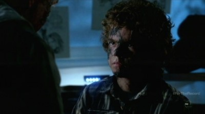 Fringe S5x03 - Edwin Massey shares with his son River what he is about to do