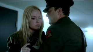 Fringe S5x02 - Etta almost loses her mind after seeing Simon