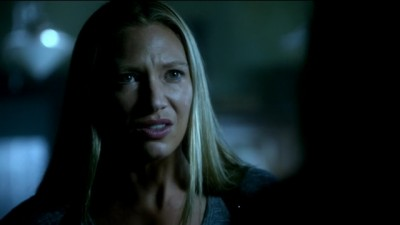 Fringe S5x02 - I see hope in Olivia's eyes, compassion and pity