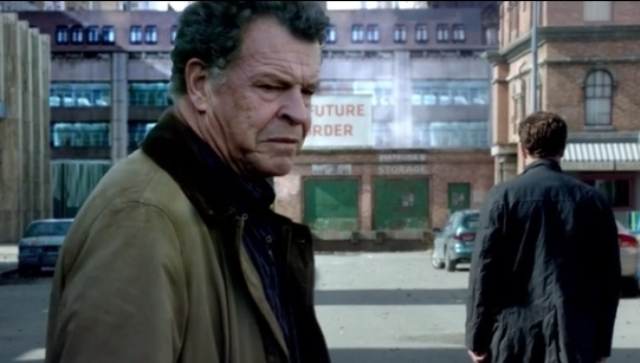Fringe S5x05 - Walter tried to talk Peter out of his dangerous idea