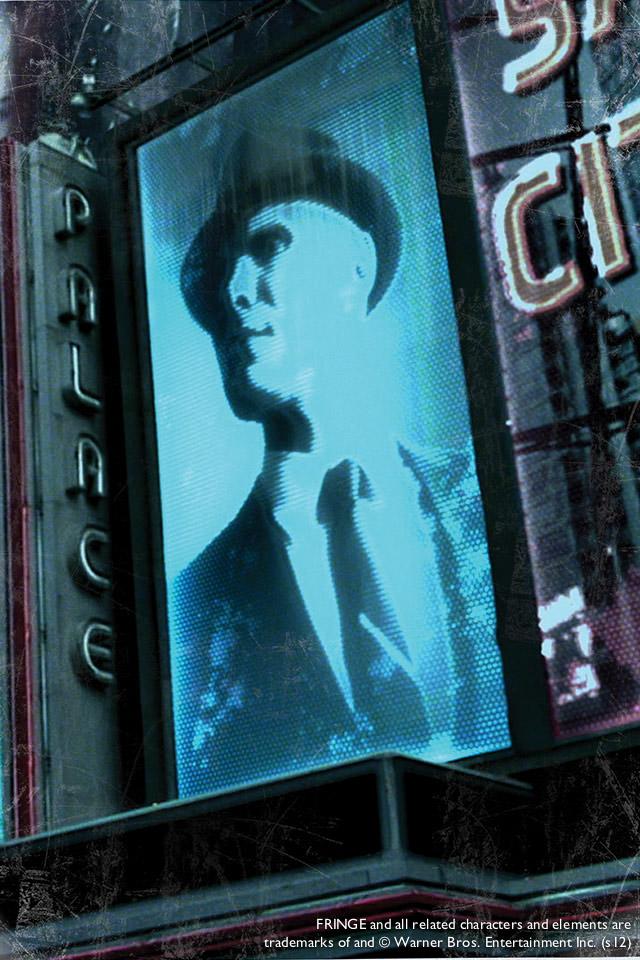 Fringe Manhattan - Image courtesy Warner Brothers via insight Editions