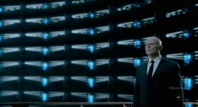 Fringe S5x11 - Captain Windmark in the progeny maturation chambers of 2609