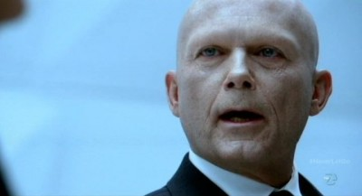 Fringe S5x11 - Captain Windmarl says the idea of ending their existence consumes me