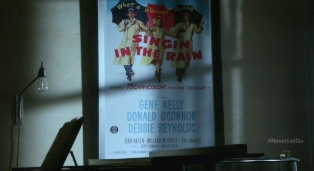 Fringe S5x11 - Singing in the Rain is where September chose his name of Donald