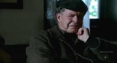 Fringe S5x11 - Walter thinks about September's fate after capture and punishment