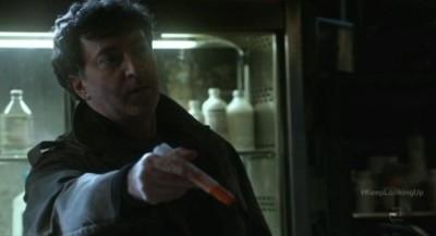 Fringe S5x12 - Peter Kelamis as Doctor Tobin