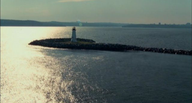Haven S2x01 The Haven Lighthouse remains unchanged