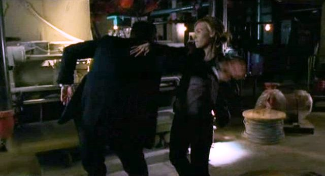 Haven S2x08 - Audrey in action