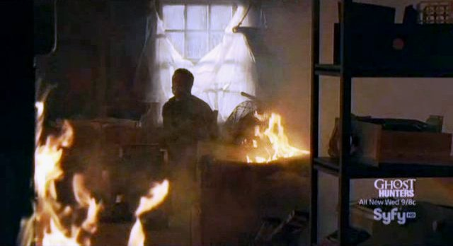 Haven S2x11 - A humand barbeque for Stu