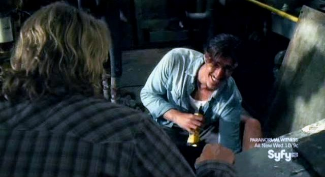 Haven S2x11 - Beverage time for Duke and Dwight