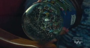 Haven S2x13 - Banging the snow globe