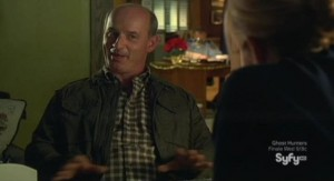 Haven S2x13 - Hadley's father Gordon says she makes things up