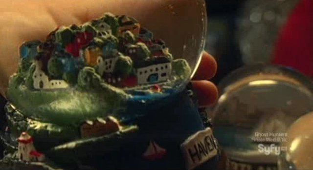 Haven S2x13 - The town in a Snow Globe
