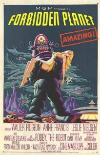 Click to learn more about Forbidden Planet the 1956 science fiction classic movie