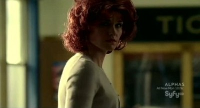 Haven S2x02 - Audrey is Lucy Ripley from another life