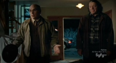 Haven S3x01 - Dave and Vince show up to offer their support