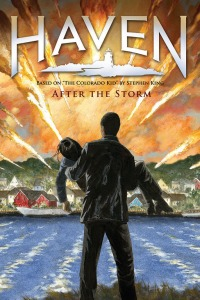Haven 2013 - Comic book cover - Click to learn more at Syfy