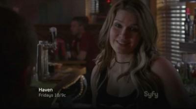 Haven S4x01 - Audrey is now Lexie