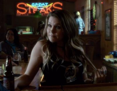 Haven S4x01 - Emily Rose as Lexie Dewitt