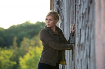 Haven - S3x13 - Audrey at the barn before all hell breaks loose!