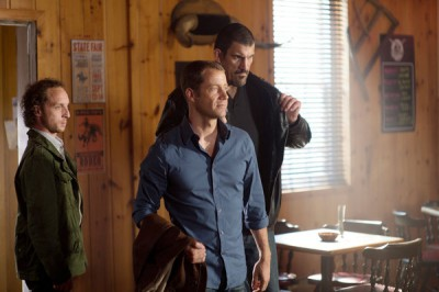 Haven S4 - Trouble in the bar for William!